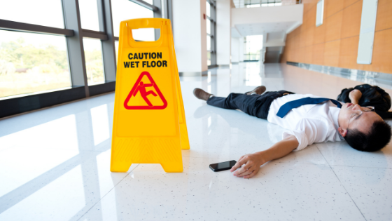 Workplace Slip And Fall Accidents